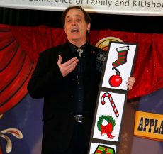 magical world with magician Dal Sanders